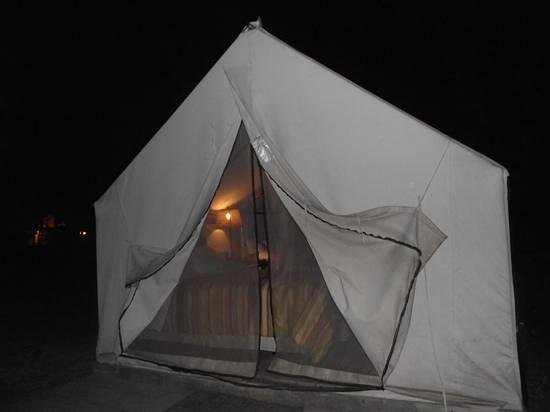 El Capitan Canyon: Safari Tent!