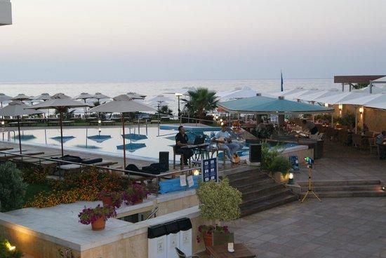 Thalassa Beach Resort: Udsigt fra værelse