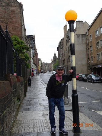 Royal Mile : Jim
