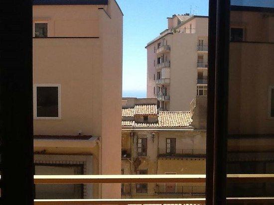 Al Vicoletto: Vista dal balcone