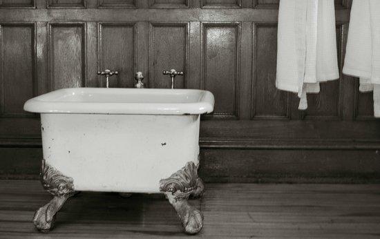 Queen Anne Inn: Bathroom