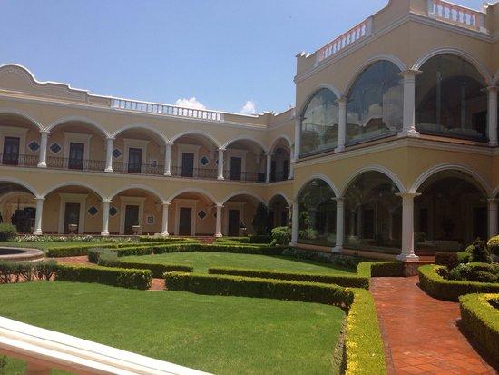 Real Hacienda Santo Tomas: Patio Interior
