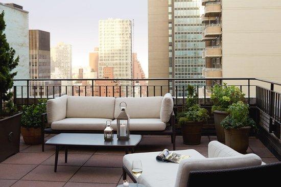 The Benjamin Suite - Terrace