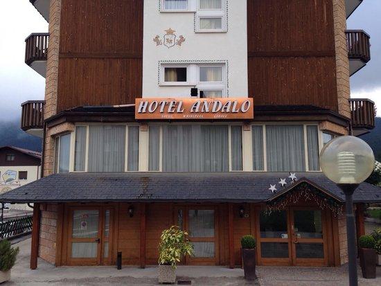 Hotel Andalo: Hotel.