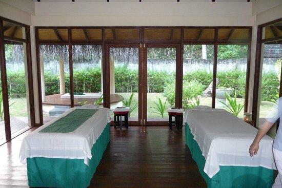 Filitheyo Island Resort : massage