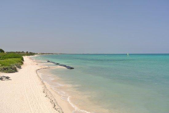 Fairmont Mayakoba: view of the beach