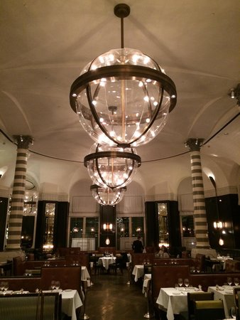 Corinthia Hotel London: Delicious food at Massimos