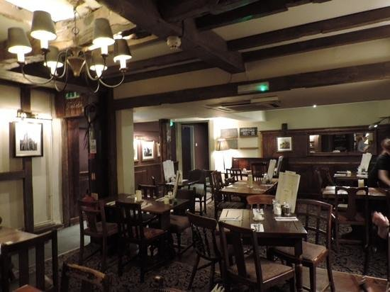 The Garrick Inn: Great place to Eat and visit