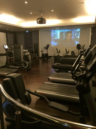 Corinthia Hotel London: Gym
