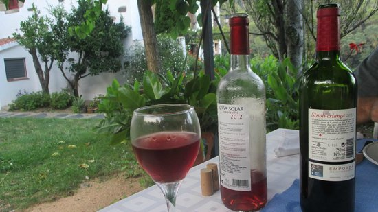 Can Rosich: Rose...very nice!