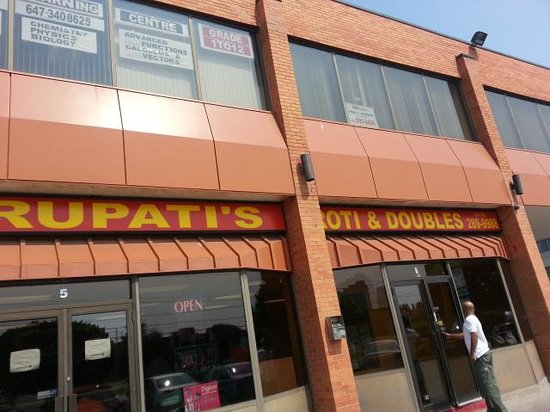Photo of Caribbean Restaurant Drupati's Doubles and Roti Shop at 1085 Bellamy Rd N, Toronto M1H 3C7, Canada