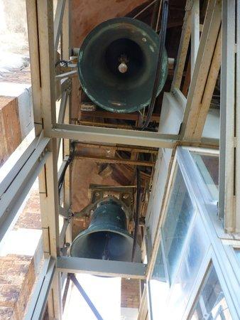 San Giorgio Maggiore : San Giorgio's bells