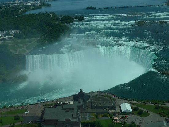 Embassy Suites by Hilton Niagara Falls Fallsview Hotel: Perfect view