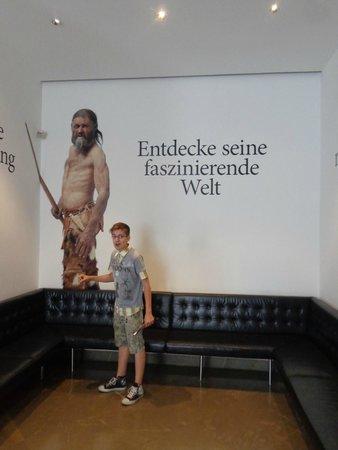 Museo arqueológico de Tirol del sur: spettacolo!vale la pena