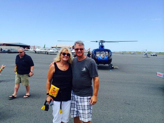 Blue Hawaiian Helicopters - Oahu : Great tour
