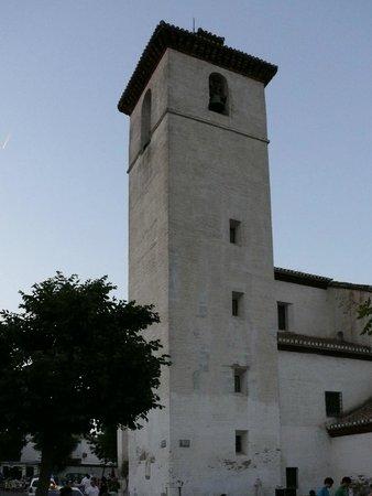 Mirador de San Nicolas: Kirchturm St. Nicolas