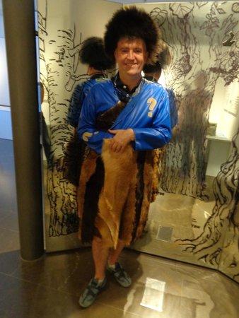 Musée archéologique du Tyrol du Sud : catapultati a 3000 anni prima di Cristo