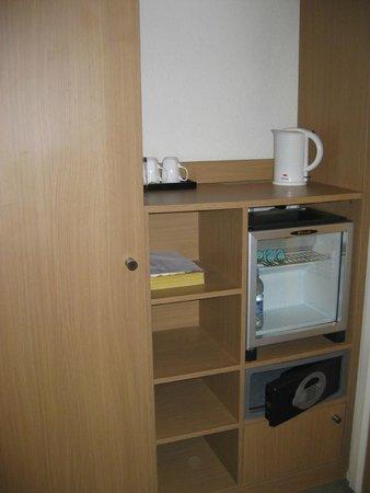 Novotel York Centre: Room facilities