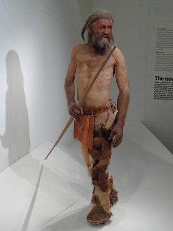 Museo arqueológico de Tirol del sur: come eravamo