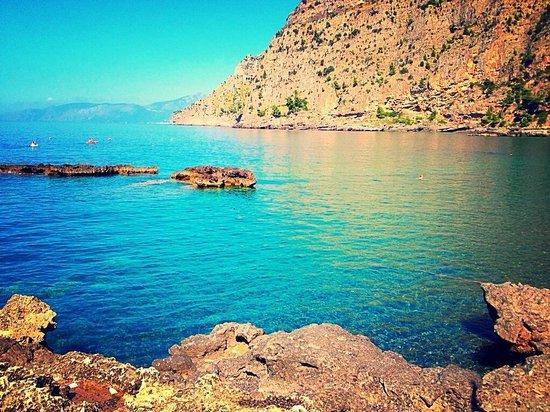 Hotel Il Gabbiano: Il Mare