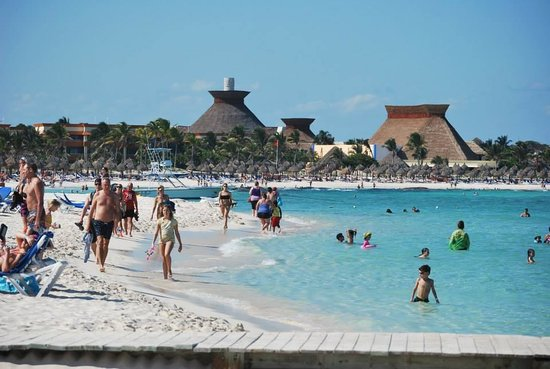 Grand Bahia Principe Coba : Beauty beach!