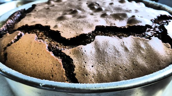 Alchemist : flour less chocolate cake