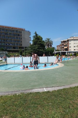 Hotel Samba: Brodzik