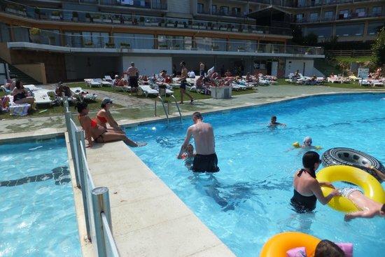 Hotel Samba: basen