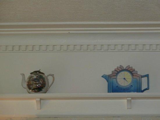 Harts Head Inn: Countdown clock