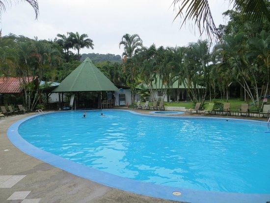 Villas Río Mar: Lovely pool