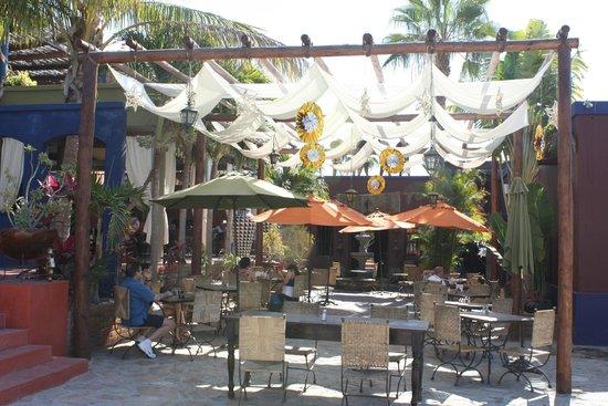 Hotel California: Muy buena Cocina
