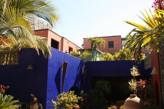Hotel California: Colores vivos