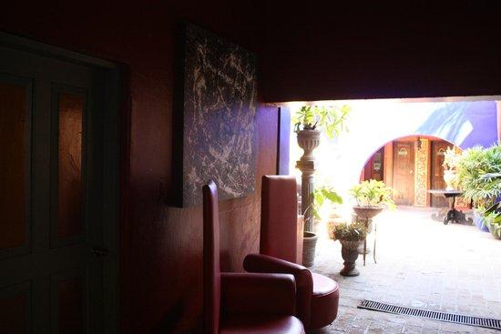 Hotel California: Detalles en todos lados