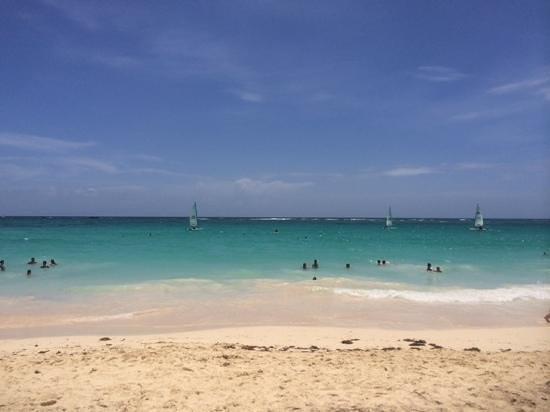 Hotel Riu Palace Punta Cana : La Playa