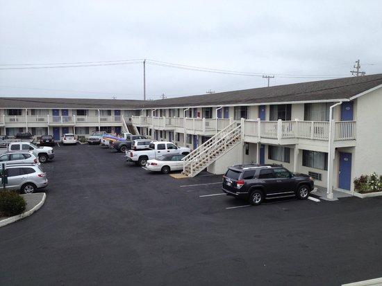 Motel 6 Fort Bragg : outside