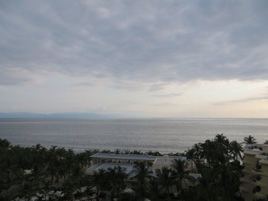 Hotel Riu Vallarta : Room balcony view