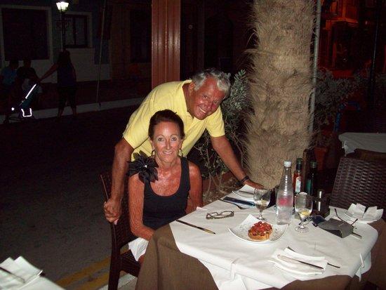 C Seven Restaurant: lovely dinner