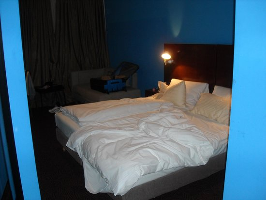 Belle Blue Hotel: 2 twin beds