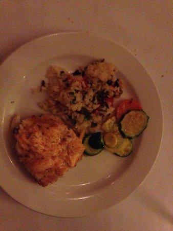 Madeline's Restaurant: Sea bass