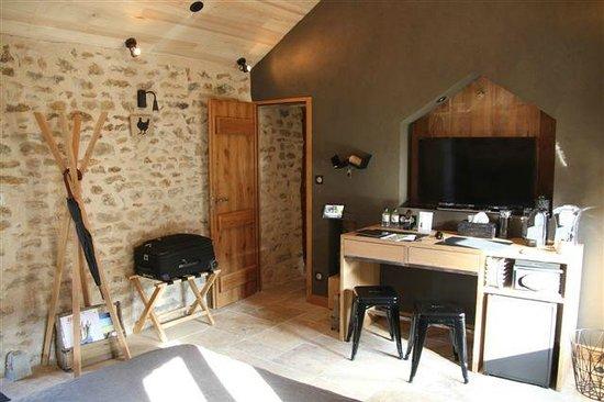 Le Domaine Des Prés Verts : Room