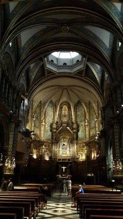 Montserrat Monastery: Монсеррат