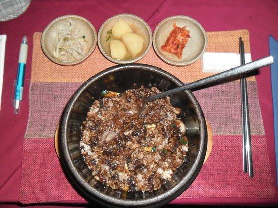 Gaya : Piatto principale mescolato