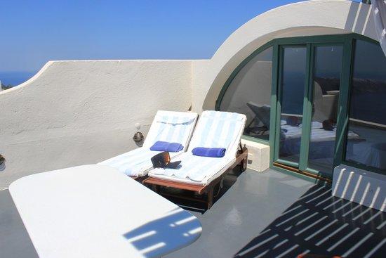 Anastasis Apartments: Anastasis Suite Deck