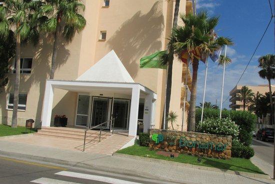 Protur Bonamar: Main Entrance