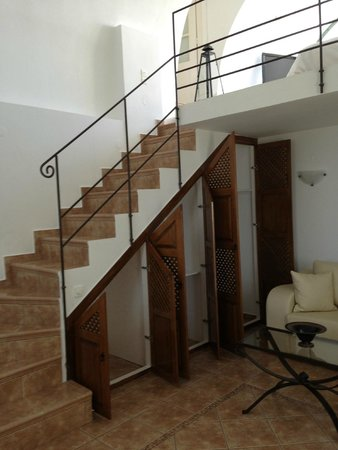 Anastasis Apartments: Anastasis Suite first floor to second floor