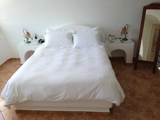 Anastasis Apartments: Bedroom in Anastasis Suite