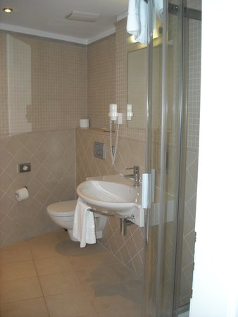 Rott Hotel: bathroom