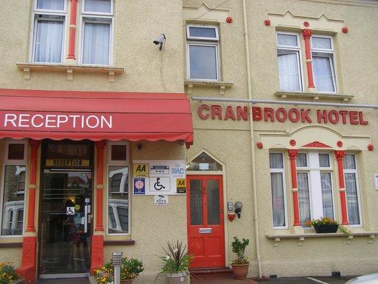 Cranbrook Hotel: Stanislav Beran