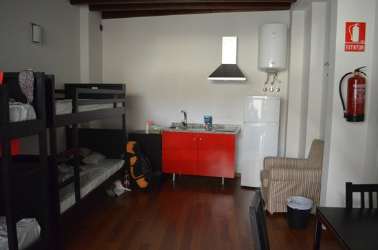 Granada Inn Backpackers: Quarto