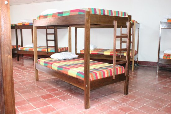 Litera Del Dormitorio Bunk Bed In Dorm Picture Of Hostal